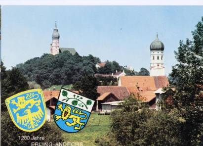 Erling - Andechs Kloster Andechs