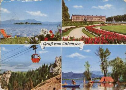 Chiemsee Fraueninsel