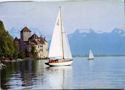 Chillon Lac Léman