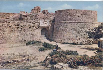 Zypern/Cyprus Famagusta Othello Tower