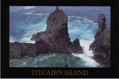 Pitcairn Island - St.Paul's Pool