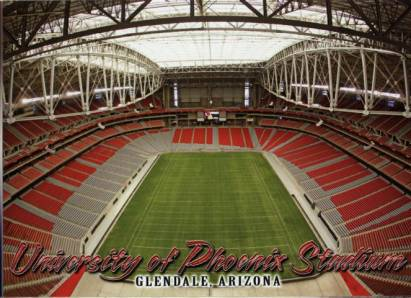 University of Phoenix Stadion - Glendale