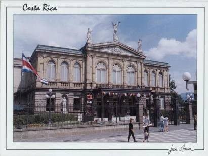 San Jose - National Theater