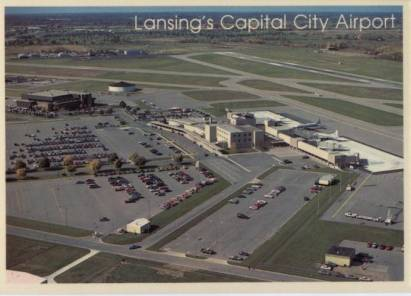 Lansing Capital City Airport