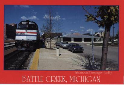 Battle Creek Intermodal Passenger Facility