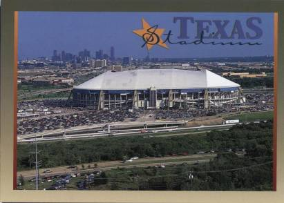 Texas Stadion - Irving, Dallas