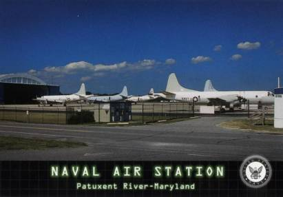 Patuxent River, Naval Air Station