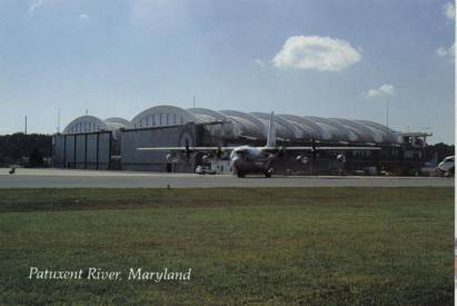 Patuxent River, Naval Air Station, C-130