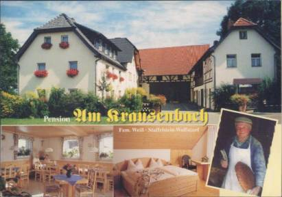 Staffelstein - Pension Am Krausenbach