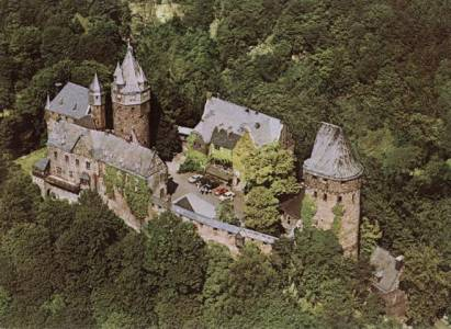 Burg Altena - Westfalen (1122)