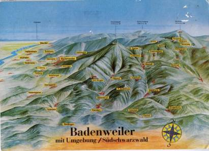 Badenweiler (Germany)